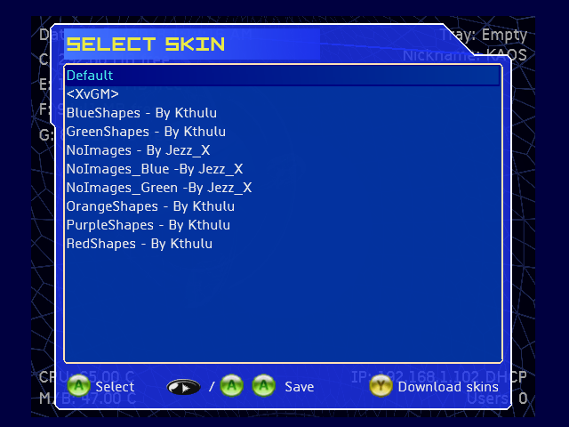 UnleashX Select and Save Skin Selection.png